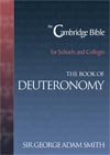 eBook The Cambridge Bible for Schools and Colleges: The Book of Deuteronomy