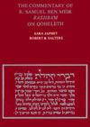 eBook The Commentary of R. Samuel Ben Meir Rashbam on Qoheleth