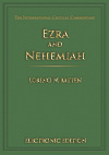 eBook The International Critical Commentary (ICC): Ezra and Nehemiah