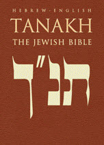 Hebrew-English Tanakh: the Jewish Bible