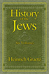 History of the Jews: Complete Set in 6 Volumes