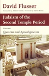 eBook Judaism of the Second Temple Period - Vol 1: Qumran and Apocalypticism