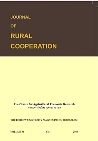 Journal of rural cooperation, Vol. 36, 1, 2008: Special Issue - Social Capital and Rural Governance in Central and Eastern Europe
