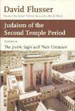 eBook Judaism of the second temple period - Vol 2: The Jewish sages and their literature