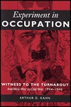 eBook Experiment in Occupation