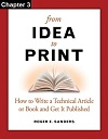From Idea to Print, Chapter 03: First Steps--Technical Books</
